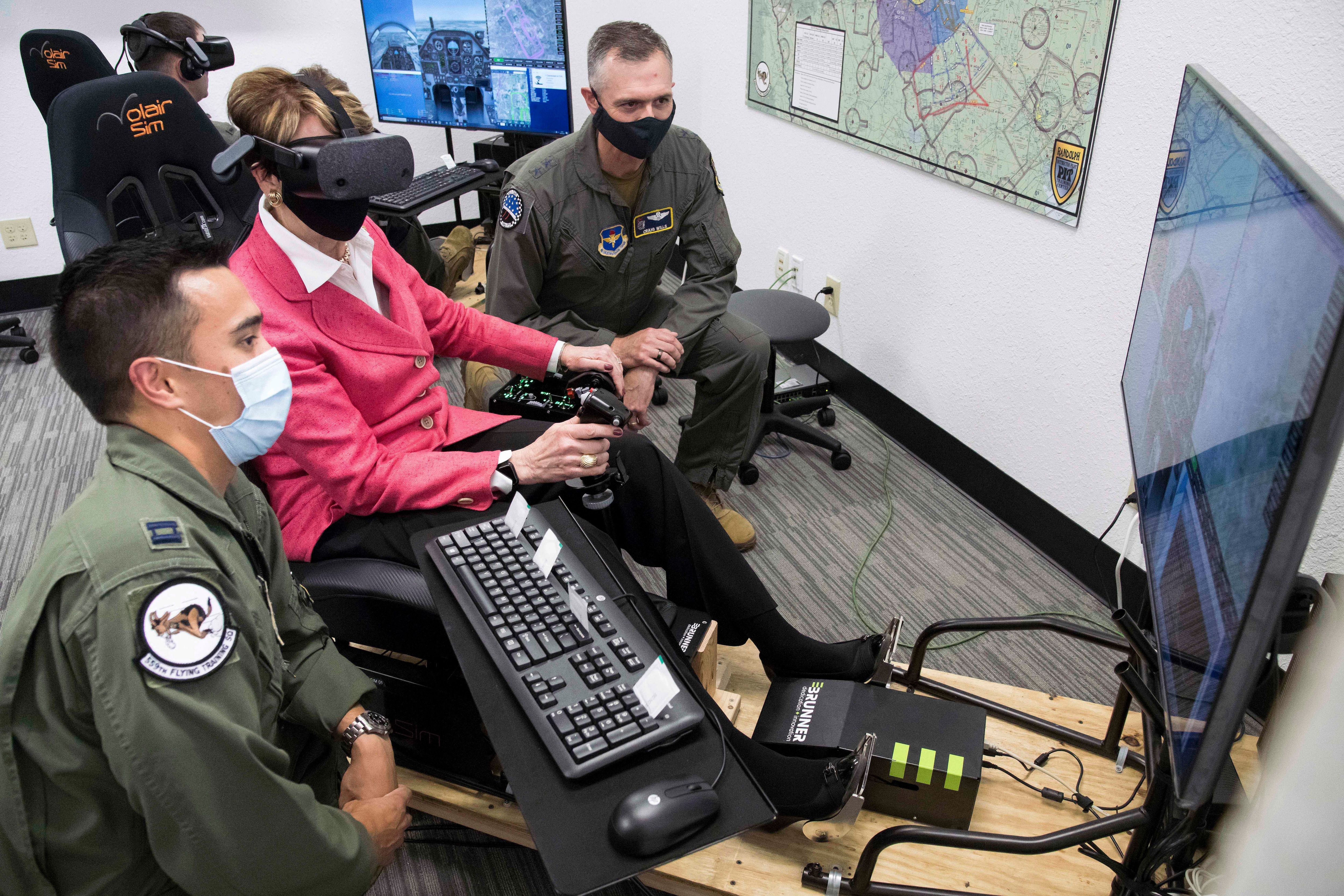 As Air Force revamps pilot training, flight safety concerns linger