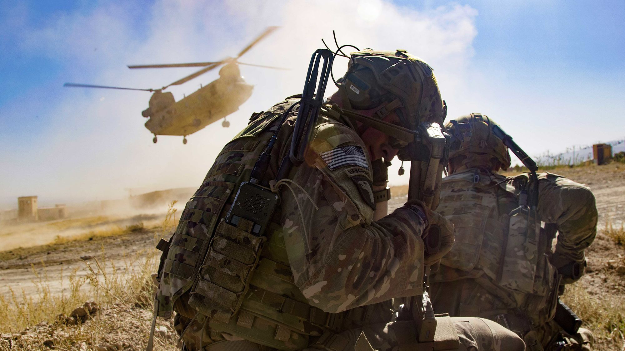 Biden's gamble: Will pulling troops out of Afghanistan revive extremist threat?