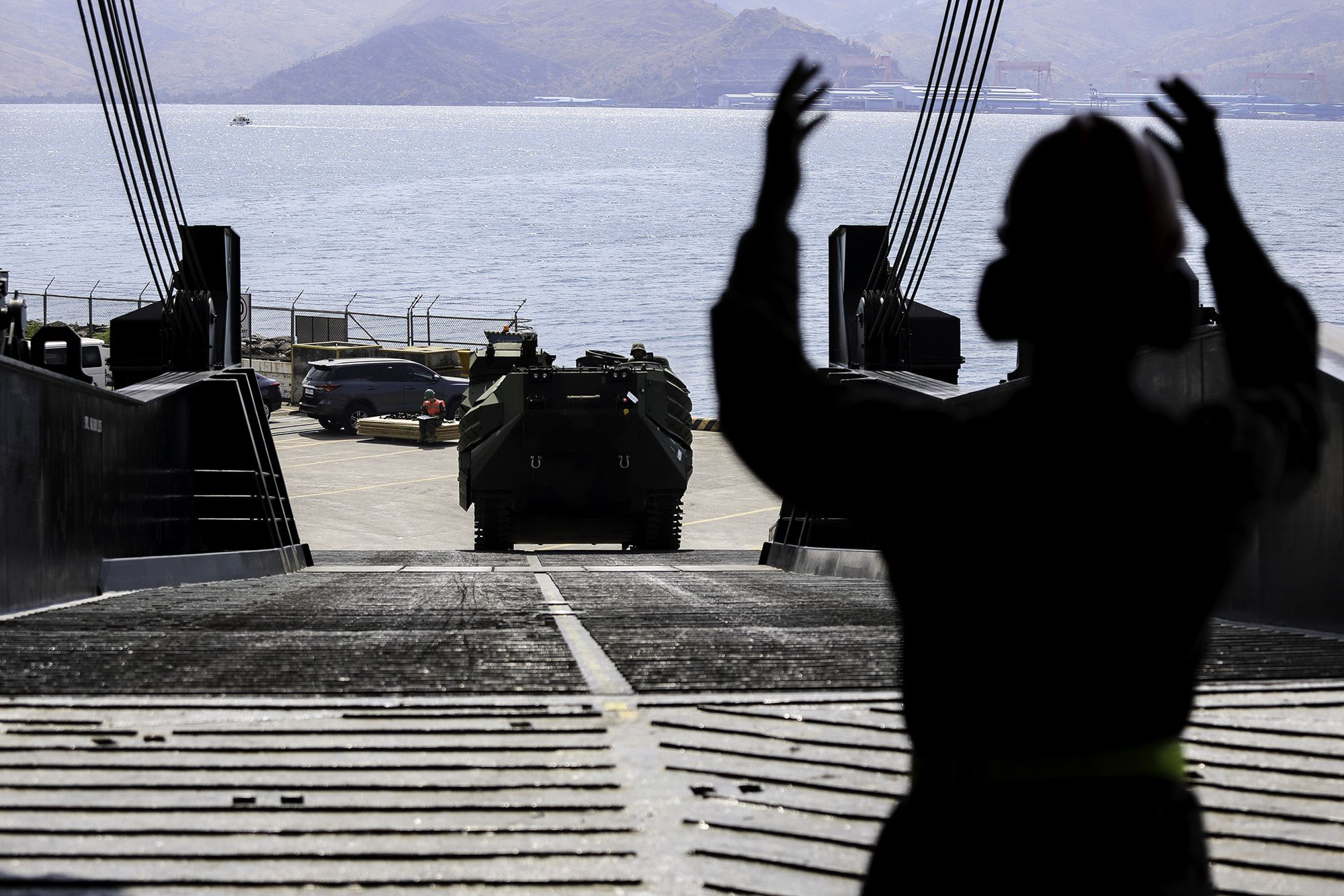 US, Philippines stage scaled down military drills amid pandemic
