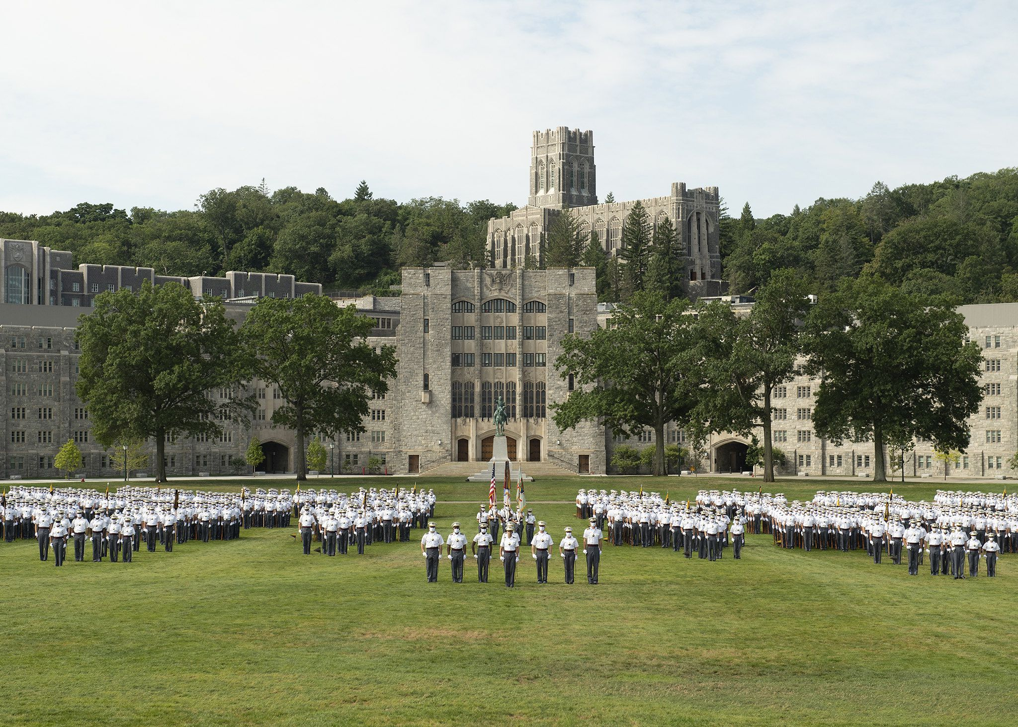 Military academies sex assault numbers were steady, then COVID hit