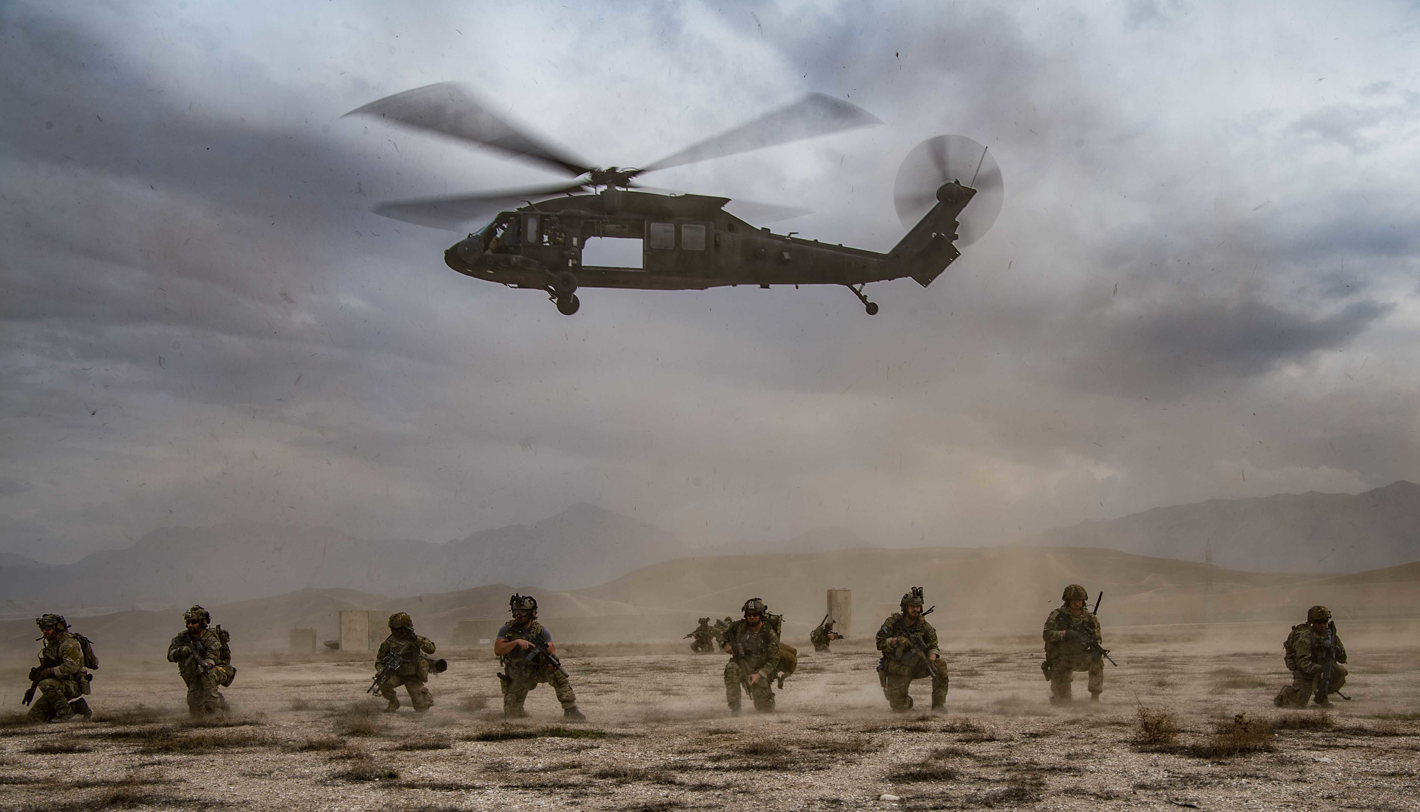 Biden to order all US troops out of Afghanistan by Sept. 11