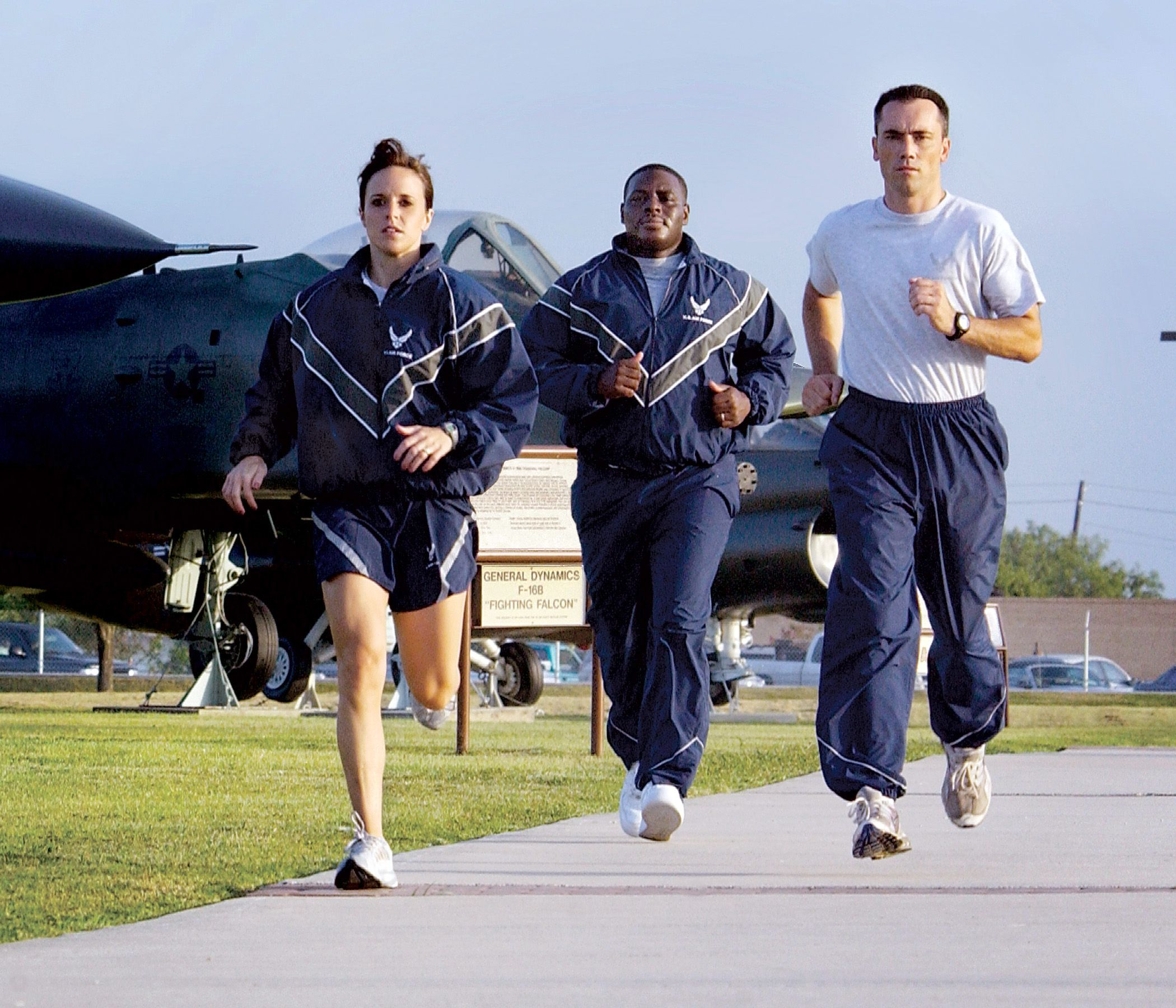 Air Force postpones physical fitness tests to July