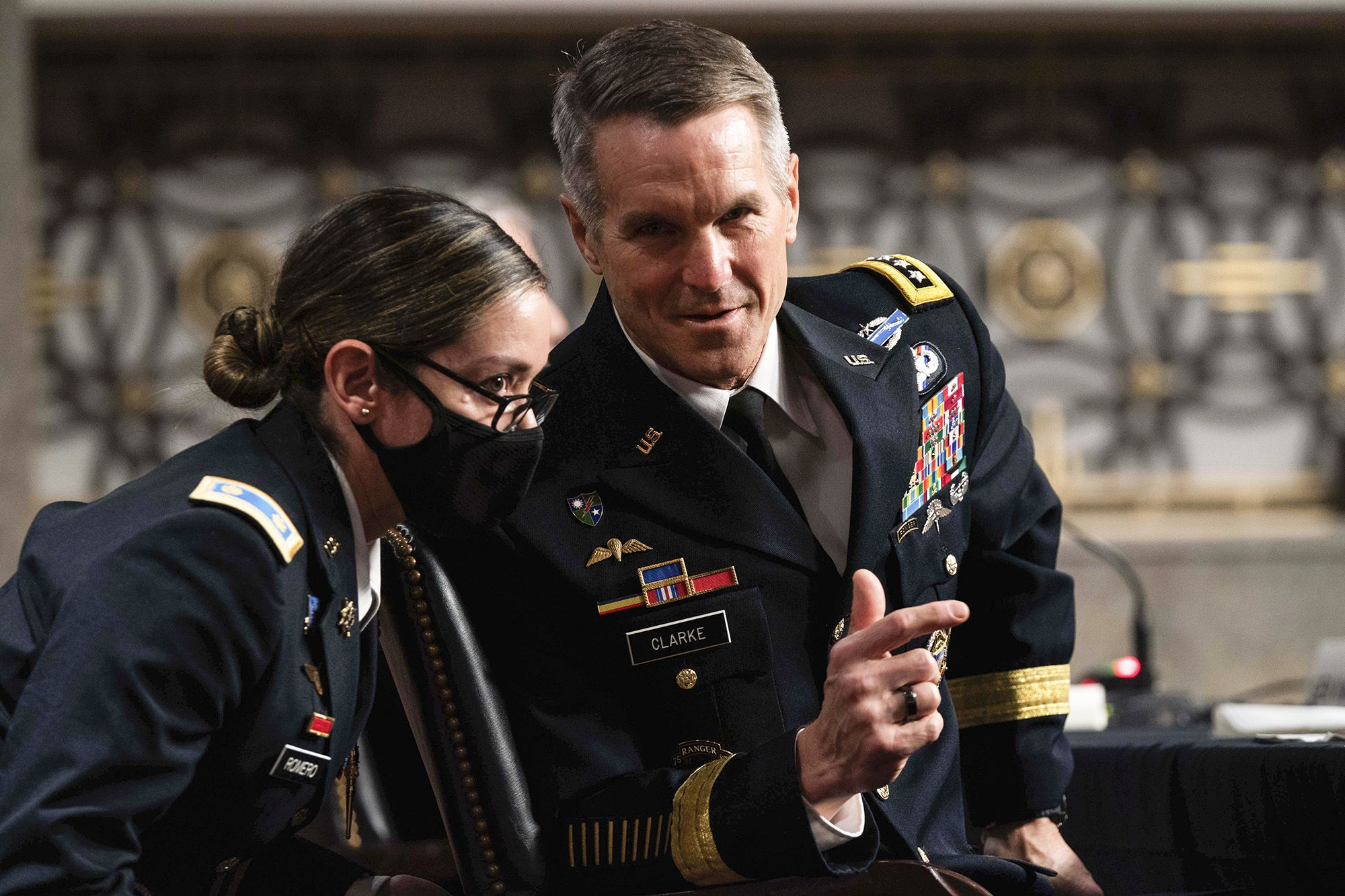 Special Operations Command chief: Afghans need US troops to counter Taliban