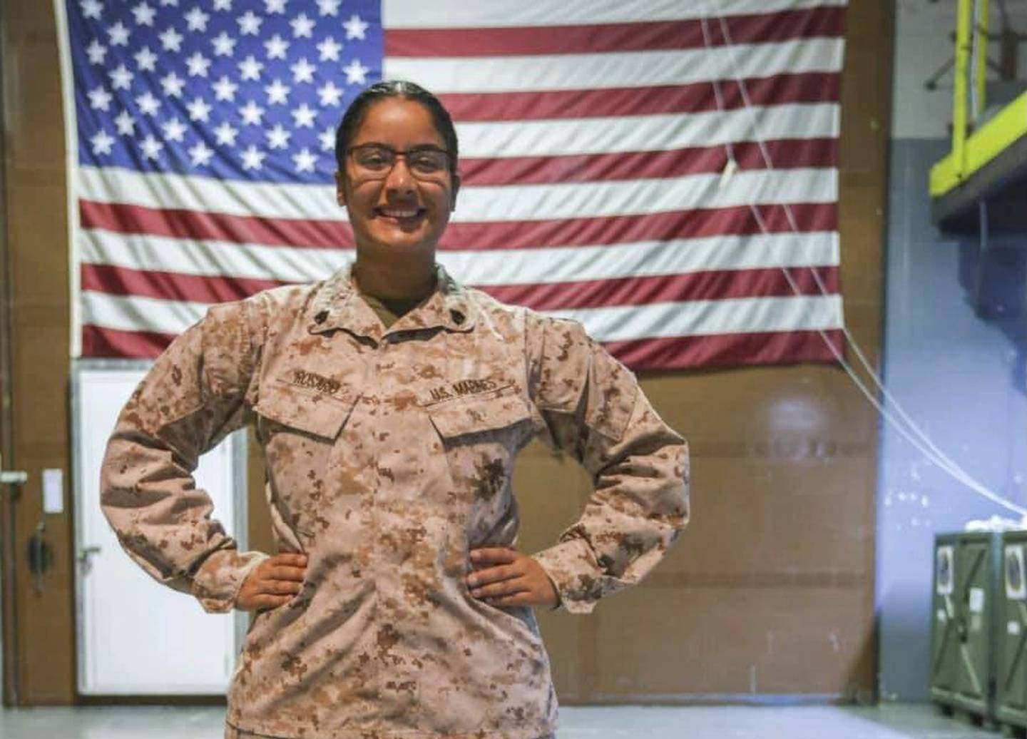 Sgt. Johanny Rosariopichardo (Naval Amphibious Force, Task Force 51/5th Marine Expeditionary Brigade Facebook page)