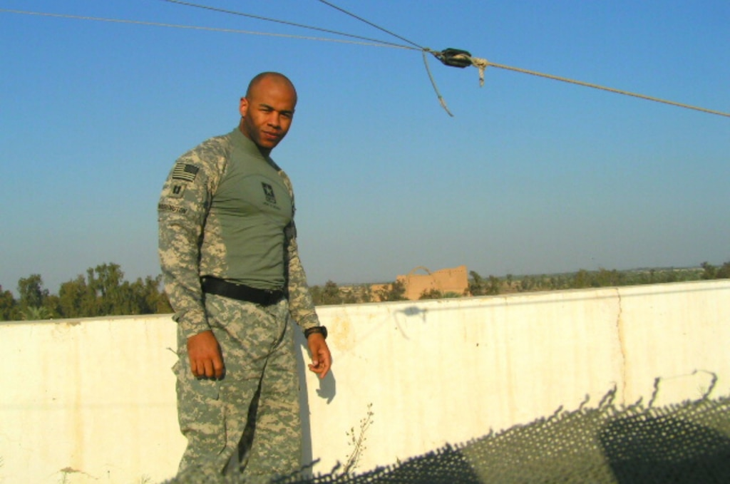 Army vet marching 1,800 miles to fight veteran suicide
