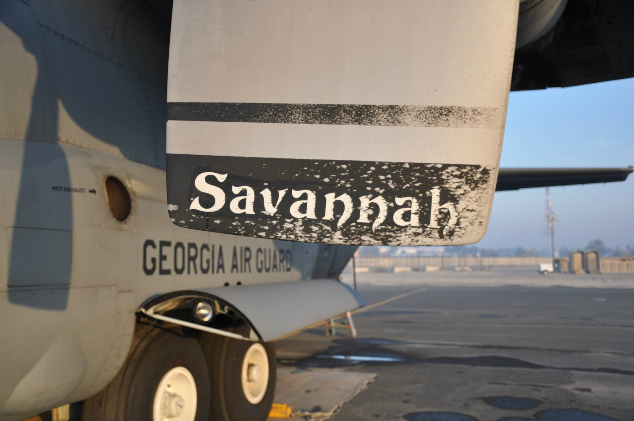 FBI seeks suspects who pointed laser at military aircraft in Georgia