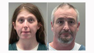 Army veteran Jessica Watkins and Marine veteran Donovan Crowl are accused of helping to plan and coordinate the Jan. 6 attack on the U.S. Capitol.