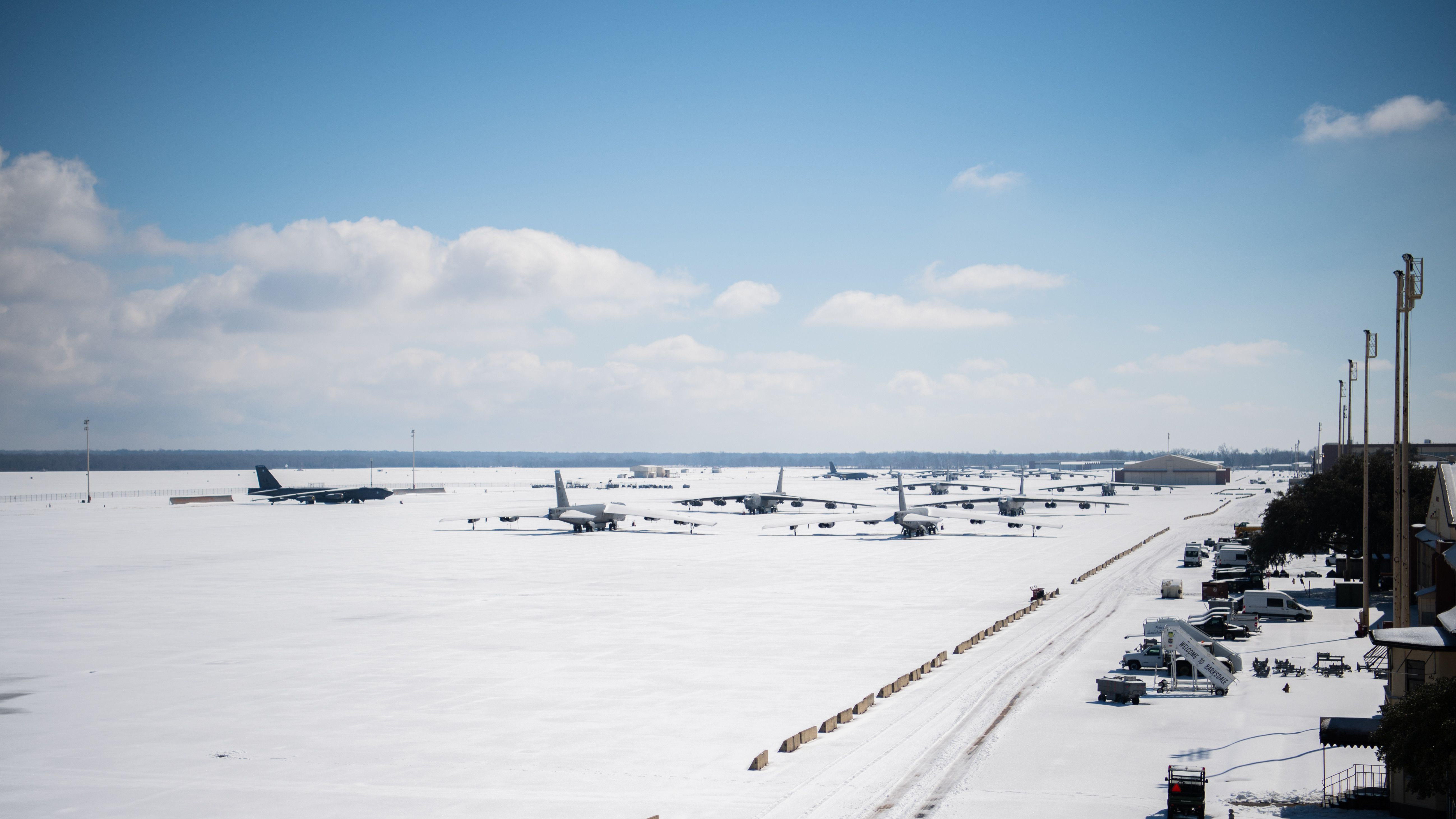 Air Force faces $72 million bill for winter storm damage