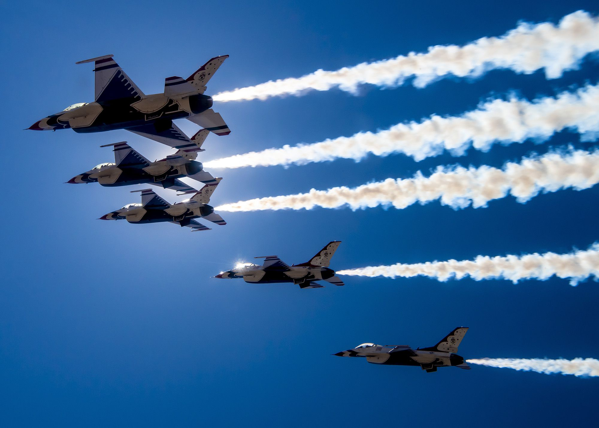 Thunderbirds shake up aerial show for 2021 return