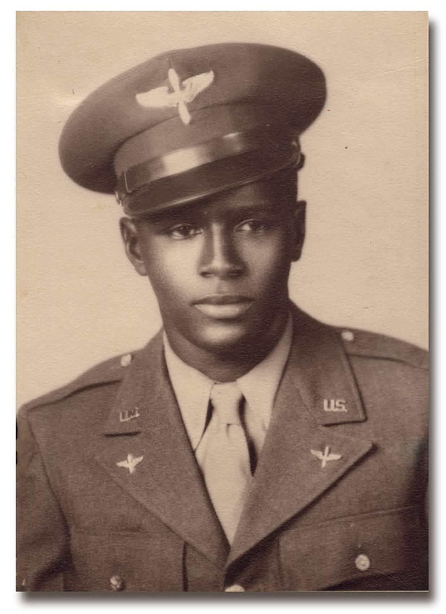 James Harvey (Air Force photo)