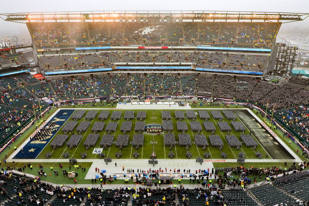 Army-Navy game