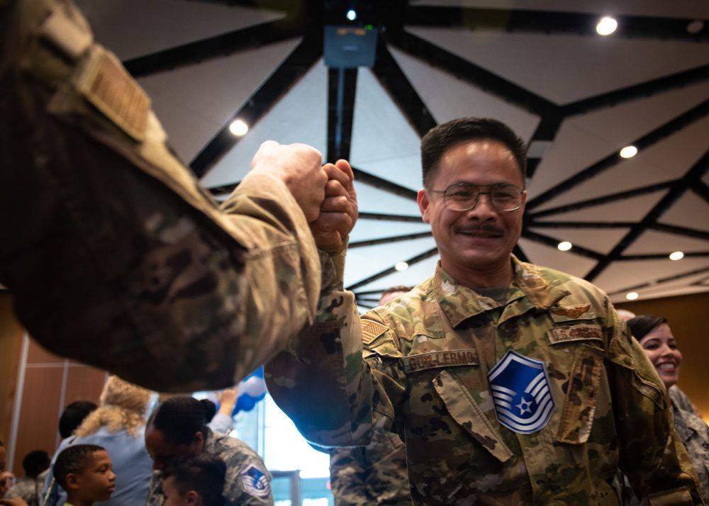 Selection rate drops for latest master sergeant promotions