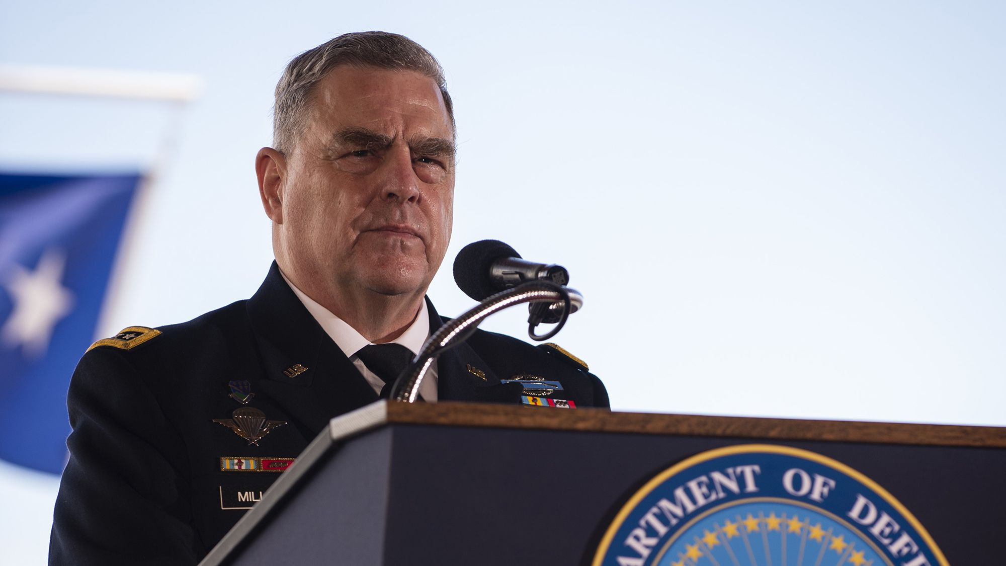 Joint Chiefs chairman urges greater racial diversity in the military