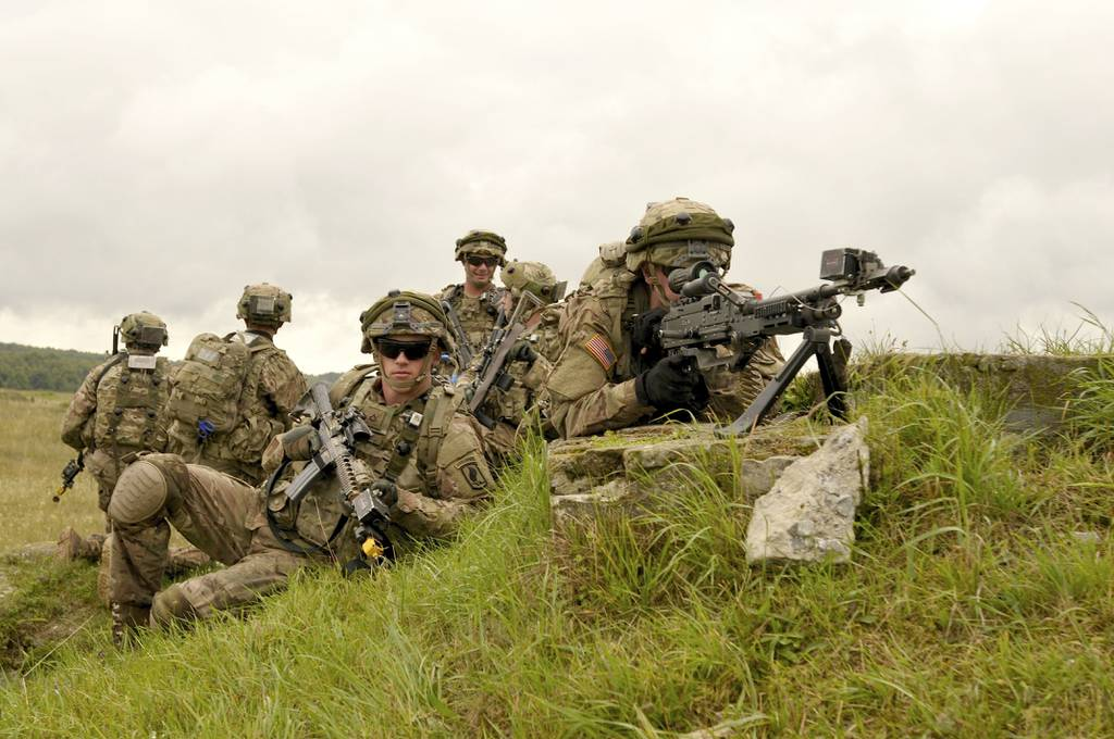 Army gears up for Rapid Trident Exercise in Ukraine