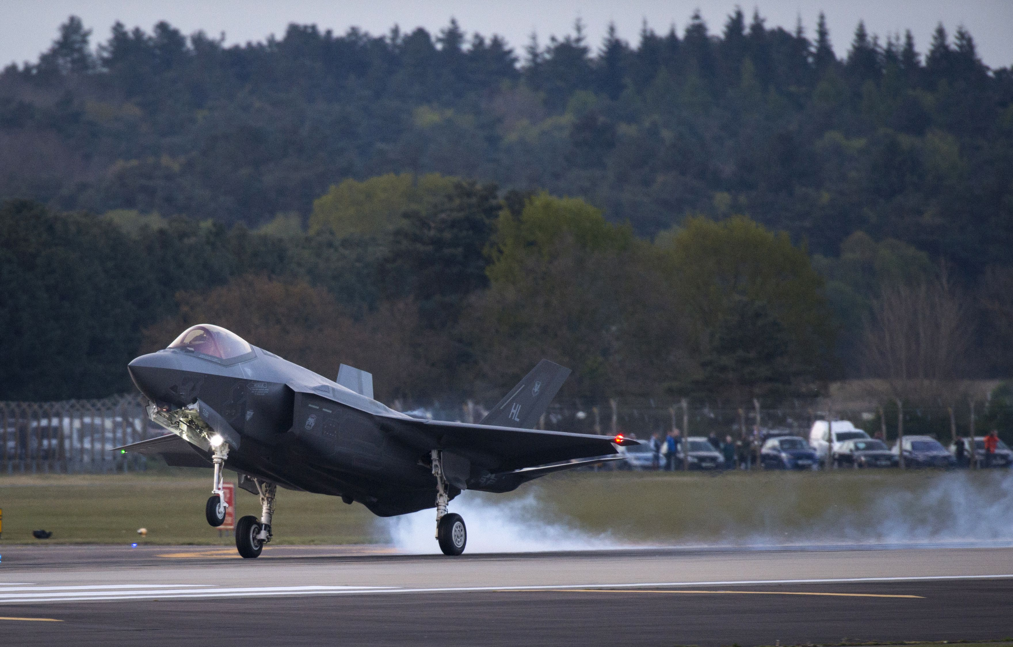 Estimated development costs for the F-35′s modernization program increased by $1.9B in a year