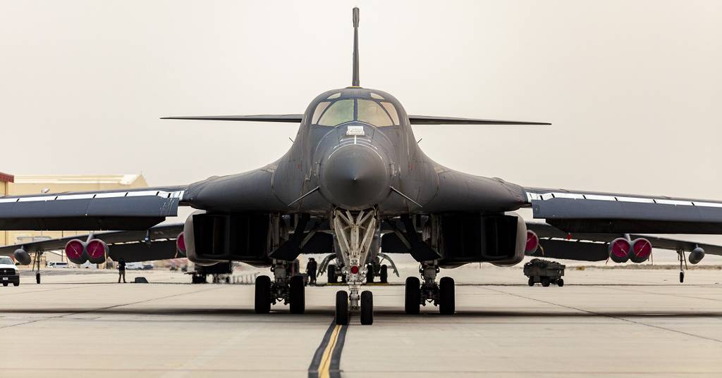 La Fuerza Aérea finaliza la última ronda de retiradas de bombarderos B-1B