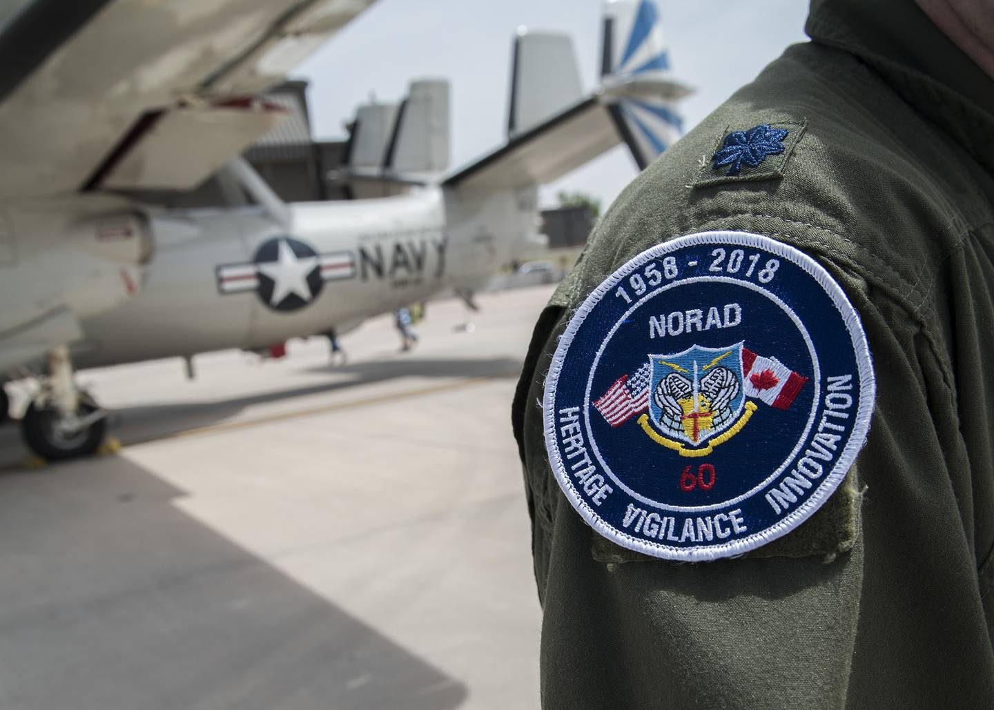 March 12, 2018, marks the 60th anniversary of the North American Aerospace Defense Command.